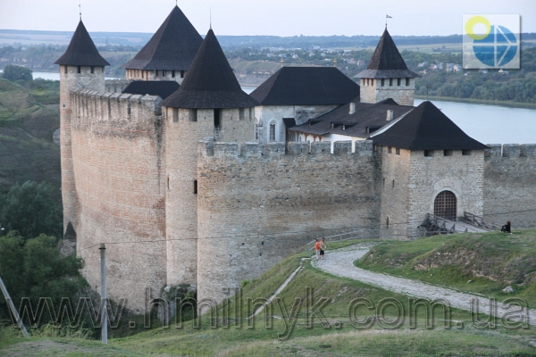 Екскурсія.Хотинська фортеця.
